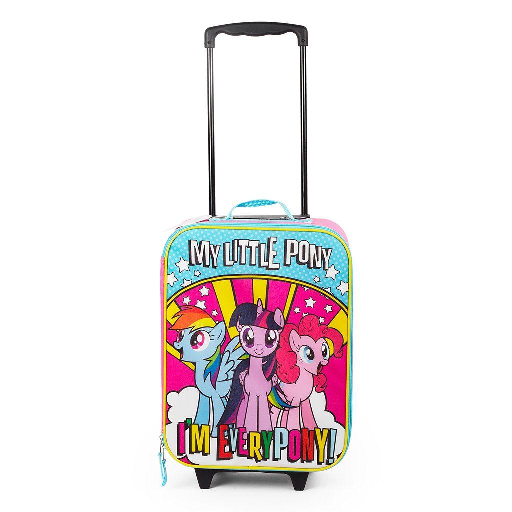 My Little Pony: I'm Every Pony Wheeled Luggage by FAB New York