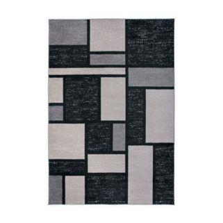 World Rug Gallery Toscana Contemporary Modern Boxes Rug