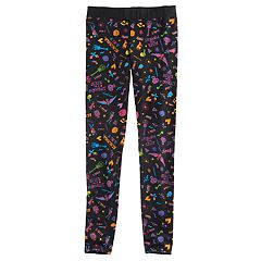 Disney D-Signed Coco Girls 7-16 'Remember Me' Printed Leggings