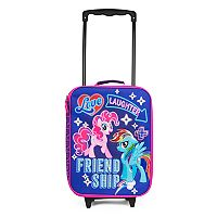 My Little Pony Friendship Wheeled Luggage by FAB New York