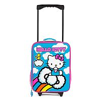 Hello Kitty Wheeled Luggage by FAB New York