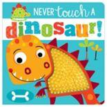 Never Touch A Dinosaur Book