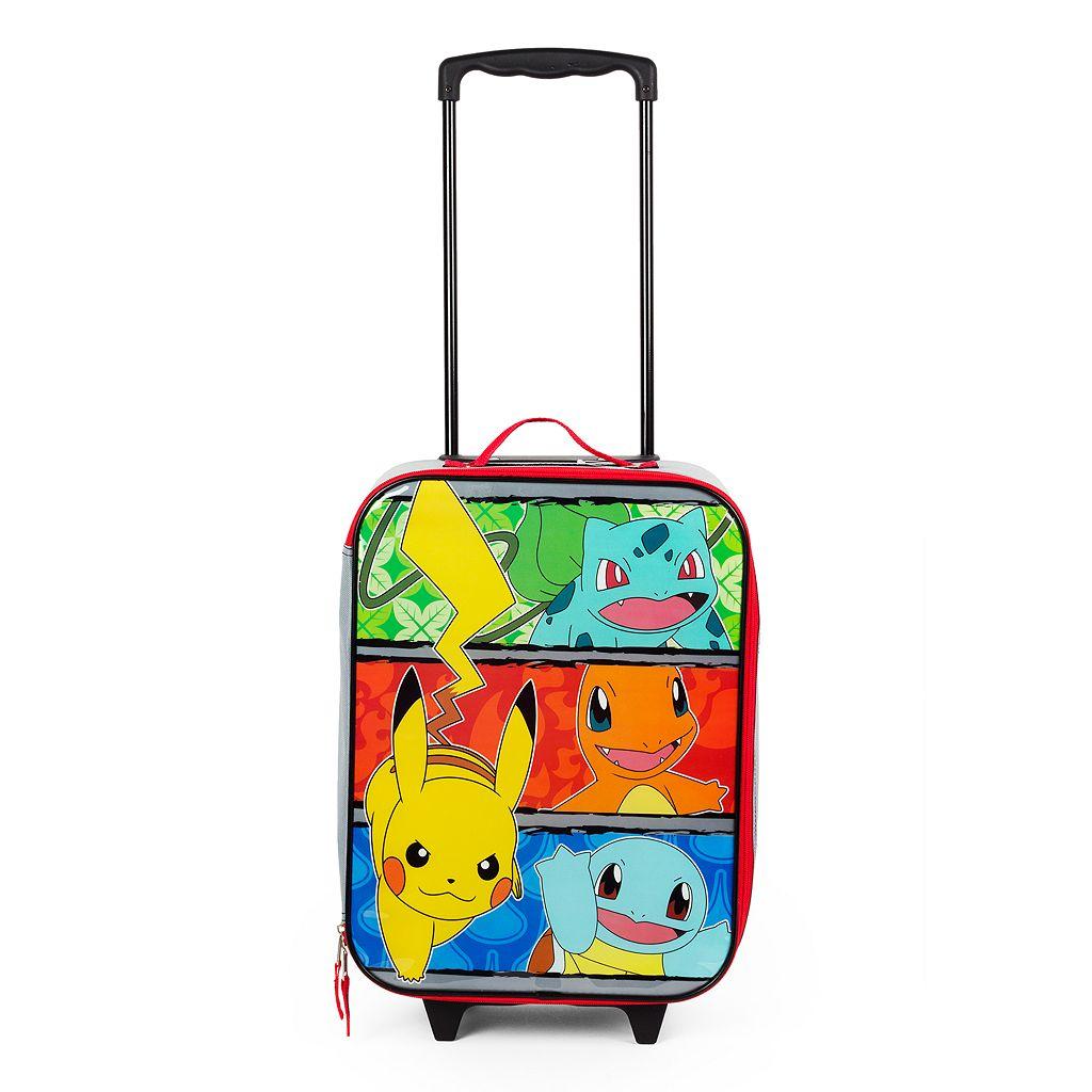 Pokémon & Friends Wheeled Luggage by FAB New York