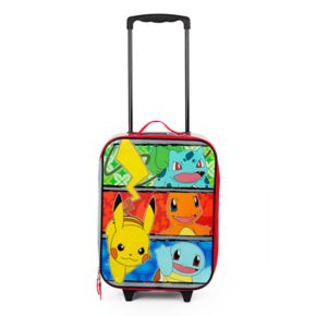Pokémon & Friends Wheeled Luggage by FAB New York