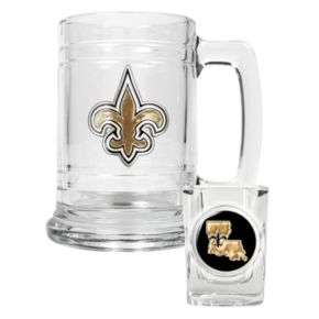 New Orleans Saints 2-pc. Mug Set