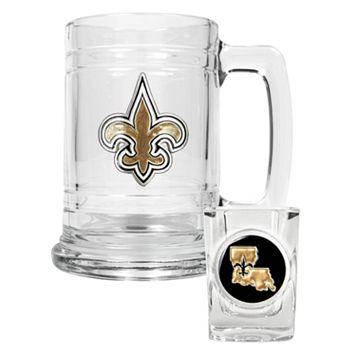 New Orleans Saints 2-pc.Mug Set