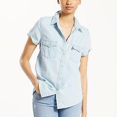 Women's Levi's® Western Shirt