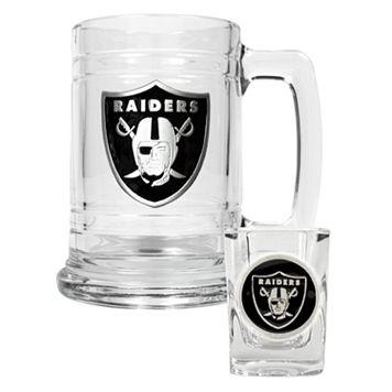 Oakland Raiders 2-pc. Mug Set