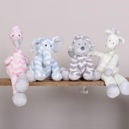 Trend Lab Elephant Plush Toy