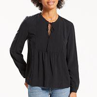 Women's Levi's® Rachel Pintuck Blouse