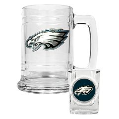 Philadelphia Eagles 2 pc Mug Set