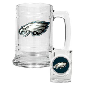 Philadelphia Eagles 2-pc. Mug Set