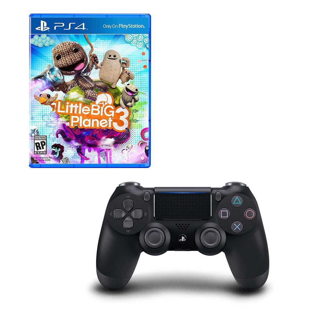 Little Big Planet 3 Bundle for PlayStation 4