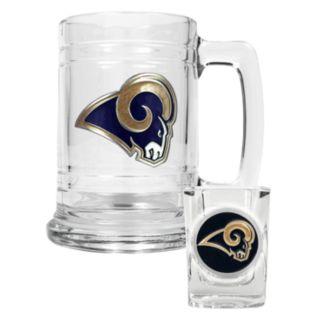 Los Angeles Rams 2-pc. Mug Set