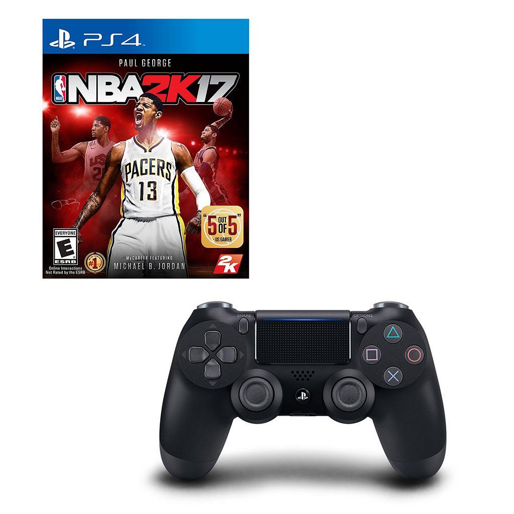 NBA 2K17 Bundle for PlayStation 4