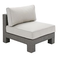 Madison Park Perry Modular Sectional Patio Accent Chair