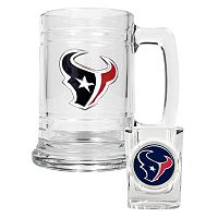Houston Texans 2-pc. Mug & Shot Glass Set