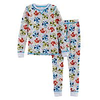 Toddler Boy Cuddl Duds 2 pc Base Layer Top & Pants Set