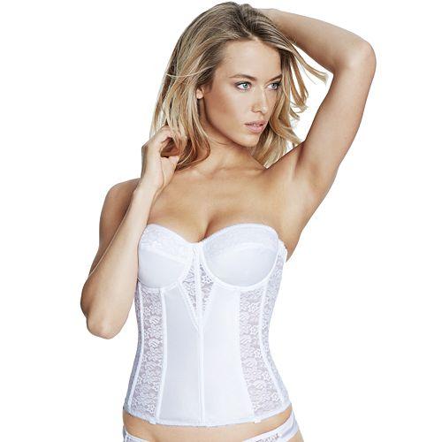 DOMINIQUE Bras: Colette Lace Corset Bridal Bra 8949