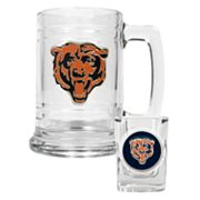 Chicago Bears 2 pc Mug Set