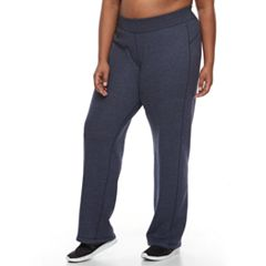Plus Size Tek Gear® Basic Fleece Pants