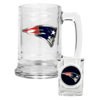 New England Patriots 2-pc. Mug Set