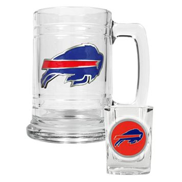 Buffalo Bills 2-pc. Mug Set