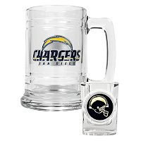 San Diego Chargers 2 pc Mug Set