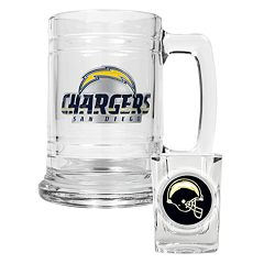 San Diego Chargers 2-pc. Mug Set