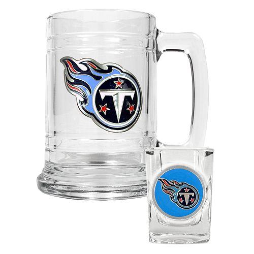 Tennessee Titans 2-pc. Mug & Shot Glass Set