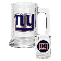 New York Giants 2-pc. Mug & Shot Glass Set