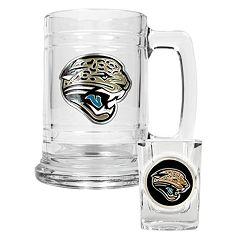 Jacksonville Jaguars 2 pc Mug Set