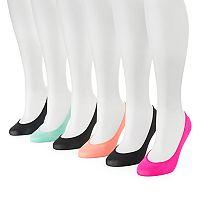 Women's PUMA 6-pk. Sport Liner Socks