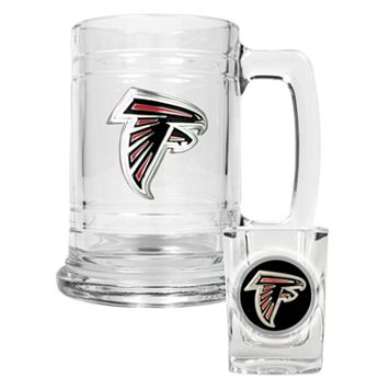 Atlanta Falcons 2-pc. Mug Set