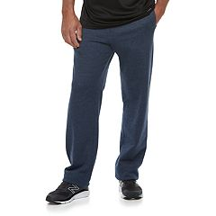 Big & Tall Tek Gear® Soft Fleece Athletic Pants