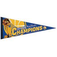 Golden State Warriors 2017 NBA Champions Pennant