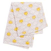 Trend Lab Printed Plush Baby Blanket