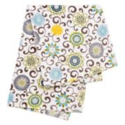 Waverly Baby Printed Spa Plush Baby Blanket by Trend Lab