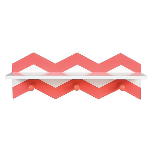 Trend Lab Chevron Wall Shelf