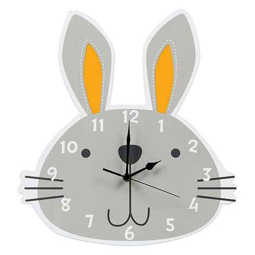 Trend Lab Animal Face Wall Clock