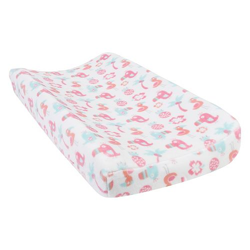 Trend Lab Plush Changing Pad Cover
