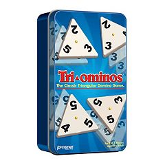 Travel Tri-ominos Game by Pressman Toy