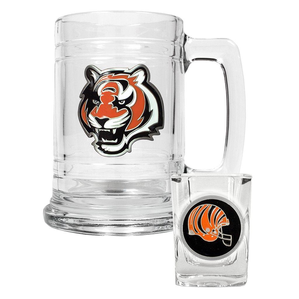 Cincinnati Bengals 2-pc. Mug Set