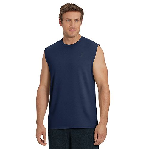 63ad9916b339 Men's Champion Classic Jersey Muscle Tee