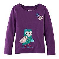 Girls 4-10 Jumping Beans® Animal Tee