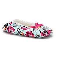 Women's My Little Pony Fuzzy Babba Ballerina Slippers