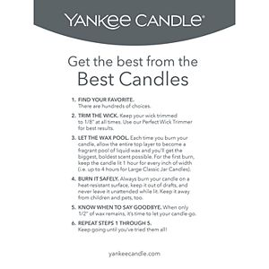 Yankee Candle Sage & Citrus 7-oz. Candle Jar