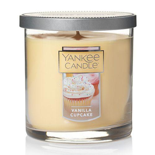 Yankee Candle Vanilla Cupcake 7-oz. Candle Jar