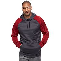 Big & Tall Tek Gear® WarmTek Athletic-Fit Space-Dyed Performance Fleece Hoodie