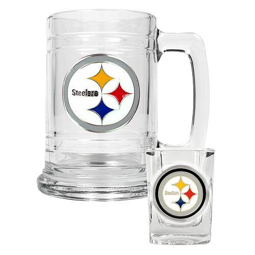 Pittsburgh Steelers 2-pc. Mug Set